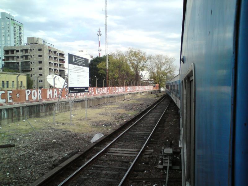 Last train to Mor?n